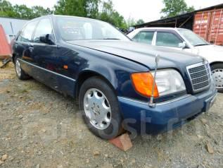 Mercedes-Benz. W140, M120