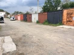 Гаражи кооперативные. улица Адмирала Юмашева 40, р-н Баляева, 19кв.м., электричество. Вид снаружи