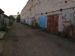 Гаражи капитальные. улица Адмирала Юмашева 7, р-н Баляева, 19кв.м., электричество, подвал. Вид изнутри
