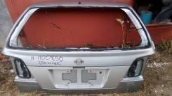 Дверь багажника. Nissan Primera, WQP11, WHP12, WHP11, P11, WHNP11, WP11, QP11 Двигатели: QG18DD, SR20DE, QG18DE, SR18DE, SR20VE