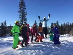 """Горные лыжи и сноуборд Спортивная школа """"Синяя сопка"""""""