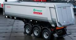 Grunwald. 9453-0000010-50 (самосвальный полукруглый, 31 м3) ССУ 1350, 29 600 кг.