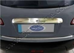 Накладка багажника. Nissan Qashqai, J11, J10 Двигатели: MR20DE, R9M, HR16DE, H5FT