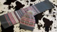 Шапка и шарф. Рост: 158-164 см
