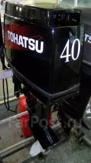Tohatsu. 40,00л.с., 2х тактный, бензин, нога S (381 мм), Год: 2002 год