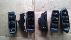 Блок управления стеклоподъемниками. Daihatsu YRV, M211G, M200G, M201G