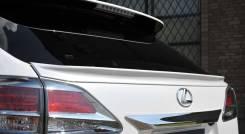 Спойлер на заднее стекло. Lexus RX350 Lexus RX270 Lexus RX450h