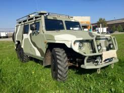Тигр. ГАЗ 3233 ТИГР, 5 900куб. см., 1 500кг., 4 700кг.