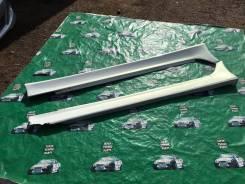 Порог пластиковый. Isuzu D-MAX Toyota Mark II, GX110, JZX110 Двигатель 1JZGTE