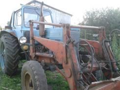 МТЗ 80. Продам трактор С Куном обмен