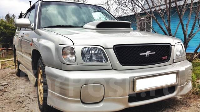 Воздухозаборник. Subaru Forester, SF9, SF6, SF5. Под заказ