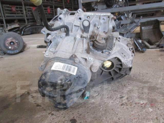 МКПП. Renault Fluence Renault Megane Двигатель K4M