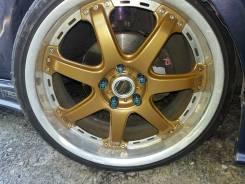 Volk Racing GT7 R19. 8.5/9.5x19 5x100.00, 5x114.30 ET34/38 ЦО 74,0мм.