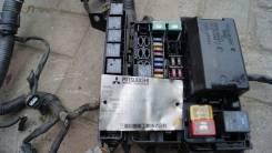 Блок предохранителей. Mitsubishi: Lancer Cedia, Airtrek, Bravo, Grandis, Lancer Двигатель 4G93