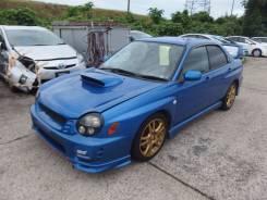 Subaru Impreza WRX STI GDB 00-02 разбор. Subaru Impreza WRX, GDB Subaru Impreza WRX STI