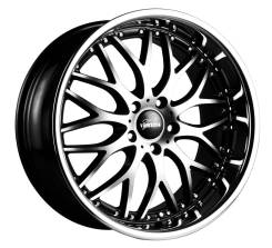 Для BMW 5 серии E60 Vertini Wheels Riviera-S + Michelin PS2. 8.0x18 5x120.00 ET20 ЦО 74,1мм.