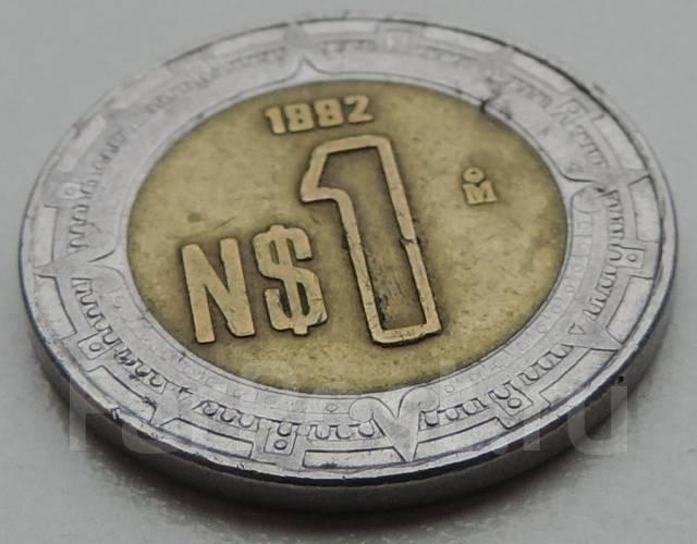 1 песо. Мексика 1982
