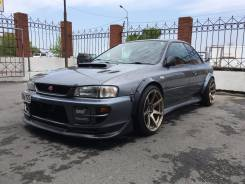 Губа. Subaru Impreza, GF8, GC8
