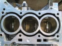 Блок цилиндров. Toyota Passo, KGC30, KGC15, KGC35, KGC10 Двигатель 1KRFE