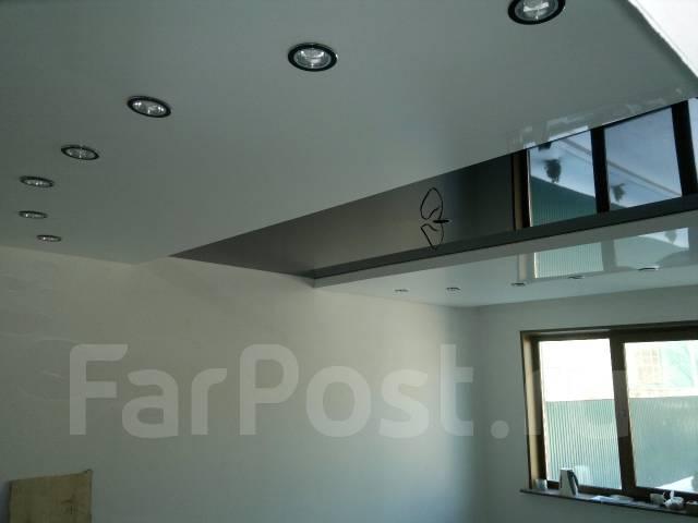 Натяжные потолки. Потолок+установка потолка от 350Р за м2 звони сейчас