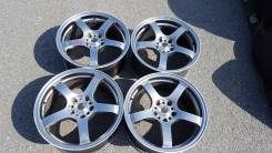 Light Sport Wheels. 8.0x17, 5x114.30, ET43, ЦО 61,0 мм.