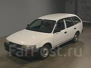 Toyota Corolla. EE102, 4E