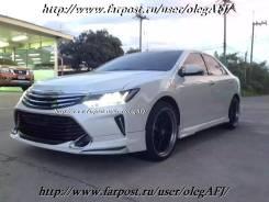 Обвес кузова аэродинамический. Toyota Camry, ASV50, ASV51, GSV50 Двигатели: 2ARFE, 2GRFE, 6ARFSE