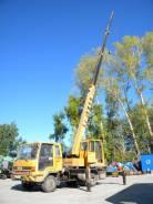 Isuzu Forward. Продаётся кран 5 тонн в отличном состоянии, 6 600 куб. см., 5 000 кг., 22 м.