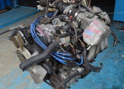 Двигатель в сборе. Mitsubishi Delica, P24W Двигатель 4G64