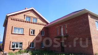 Продам дом 500 кв. м. 3-х этажный. Переулок Александровский, р-н Ленинский, площадь дома 500 кв.м., водопровод, скважина, электричество 10 кВт, отопл...