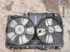 Контрактный радиатор с электровентиляторами для 1UZFE 2JZGE VVTI. Toyota Crown Двигатели: 1UZFE, 2JZGE