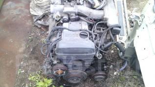 Двигатель в сборе. Toyota Crown, JZS135 Двигатель 2JZGE