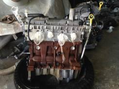 Двигатель в сборе. Renault Logan Двигатели: K7M, K7M710, K7J, K7J710