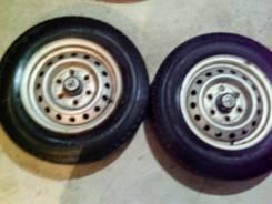 Bridgestone Duravis R670. Летние, 2011 год, износ: 10%, 2 шт