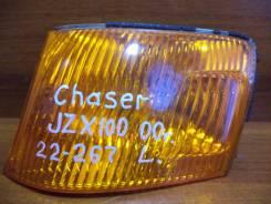 Габаритный огонь. Toyota Chaser, GX100, JZX100 Двигатели: 1JZGTE, 1JZGE, 1GFE