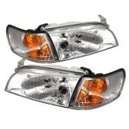 Хрустальная оптика фары светлые Toyota Corolla AE100 EE100