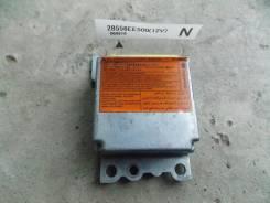 Блок управления airbag. Nissan Tiida, C11