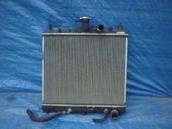 Радиатор охлаждения двигателя. Nissan Micra, K12 Nissan March, BK12, K12, BNK12, YK12, AK12