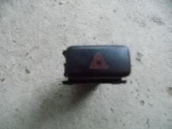 Кнопка включения аварийной остановки. Toyota Nadia, SXN10