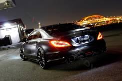 Обвес кузова аэродинамический. Mercedes-Benz. Под заказ