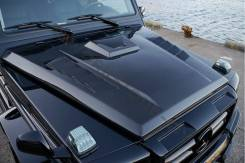 Капот. Mercedes-Benz G-Class, W463. Под заказ