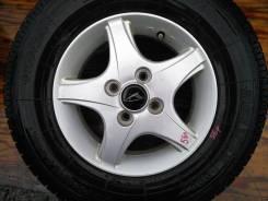 Daihatsu. 4.5x13, 4x100.00, ET45, ЦО 54,0мм.