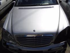 Капот. Mercedes-Benz S-Class, W220