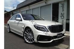Крыло. Mercedes-Benz S-Class, W222. Под заказ
