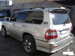 Фендера накладки на арки Toyota Land Cruiser 100 Cygnus LX470. Toyota Land Cruiser Cygnus, UZJ100W Toyota Land Cruiser, HDJ101K, UZJ100W, HDJ100L