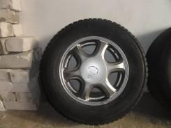 Комплект зимних колес 215/70R16. 6.5x16 5x114.30 ET50 ЦО 73,0мм.