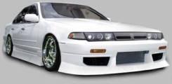 Обвес кузова аэродинамический. Nissan Cefiro, A31. Под заказ