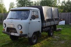 УАЗ 3303 Головастик. Продам УАЗ 3303 (Бортовой), 2 400 куб. см., 1 250 кг.