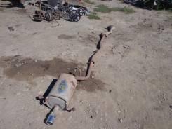 Выхлопная труба. Subaru Impreza, GG2 Двигатель EJ15