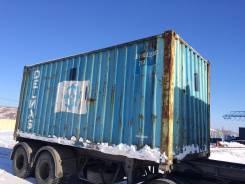 МАЗ МТМ. Продается полуприцеп-контейнеровоз